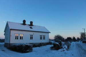 Basthaugen gard: hovedhus